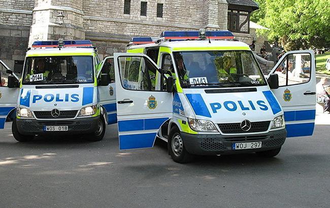На западе Швеции в аэропорту задержали подозреваемого в попытке пронести взрывчатку