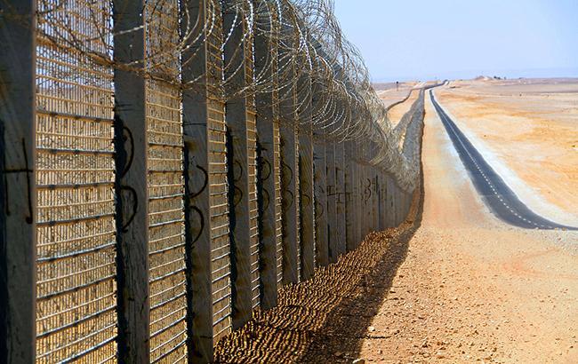 Фото: граница Израиля и сектора Газа (wikipedia.org)