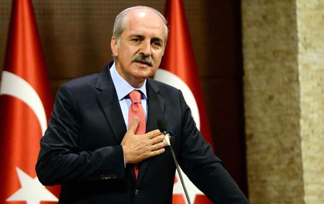 Фото: вице-премьер-министр Турции Нуман Куртулмуш (wikipedia.org/Kullanıcı Mehmettorun)