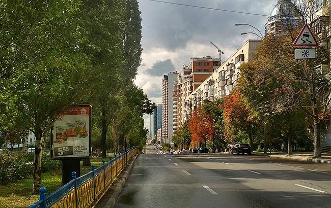 В Киеве ограничат движение на бульваре Леси Украинки