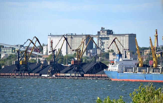 Фото: Николаевский порт (wikipedia.org/Olexandr17)