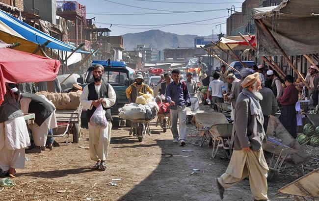 Фото: Кабул (wikipedia.orgScott Clarkson)