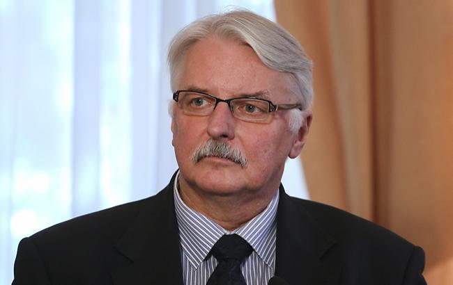 Ващиковський заявив про регрес у відносинах між Польщею та Україною