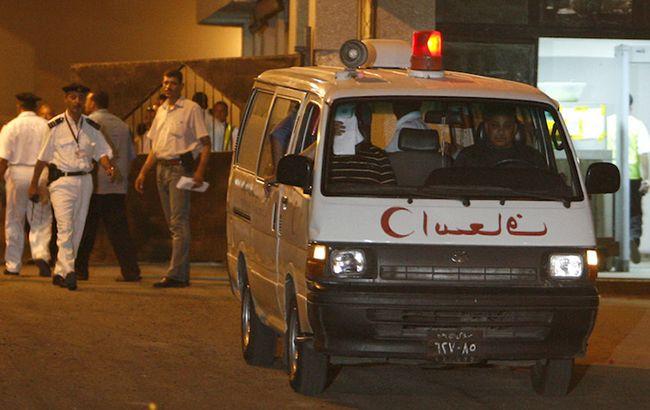 В Каире взорвали туристический автобус