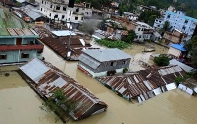 У Бангладеш в результаті злив і зсувів загинула 61 людина