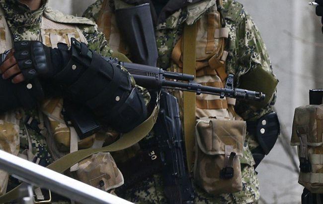 Боевики на Донбассе обстреляли Марьинку