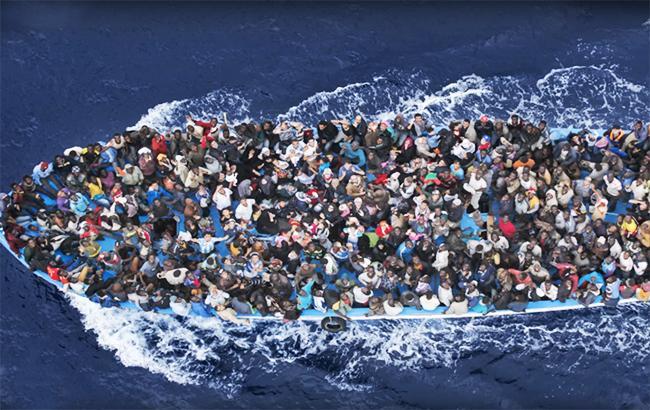 ВМОМ проинформировали о погибели внынешнем году 3-х тыс. мигрантов