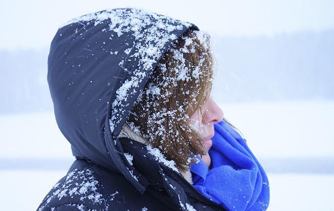 Фото: сніг (Pixabey)