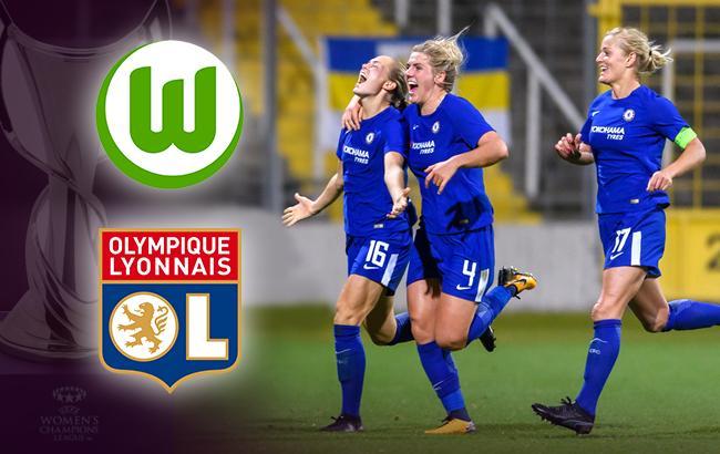 Финал женской Лиги Чемпионов (коллаж STYLER.rbc.ua)