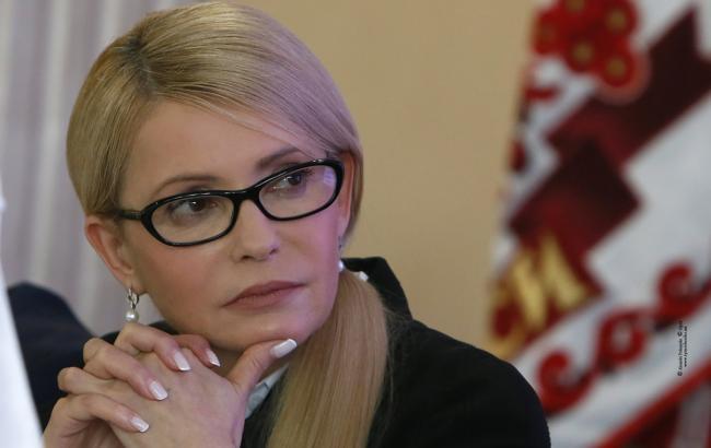 Дело огосизмене Януковича Тимошенко сочла политизированным