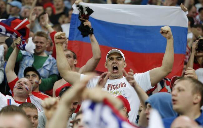 УЕФА предупредила англичан о неадекватных российских фанатах