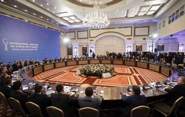 Сирийская оппозиция непокидала переговоры— МИДРК