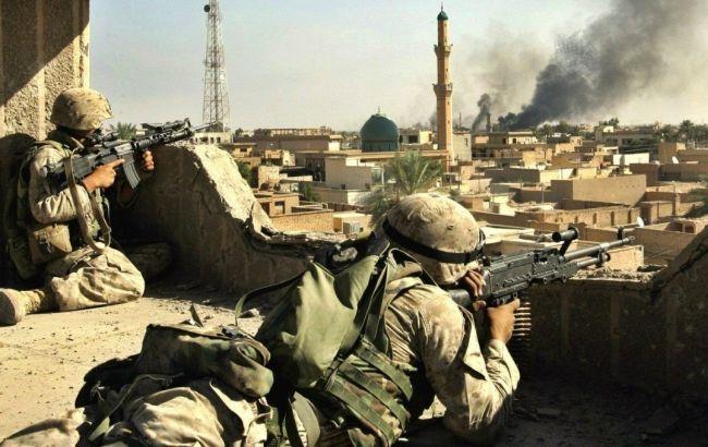 бойові дії в Іраку