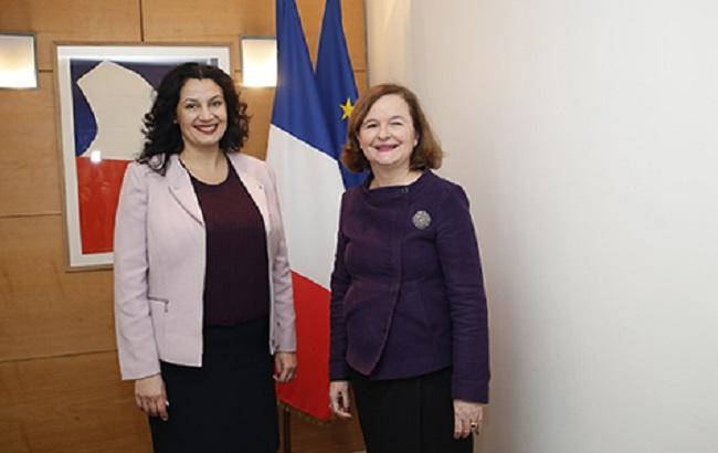 В правительстве Франции не видят предпосылок для ослабления санкций против РФ
