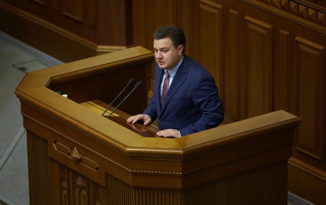 """""""Відродження"""" пропонує до кінця тижня заслухати в Раді звіт Коболєва"""