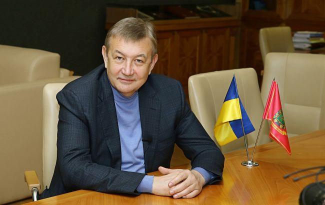 Голова Харківської облради захворів на COVID-19