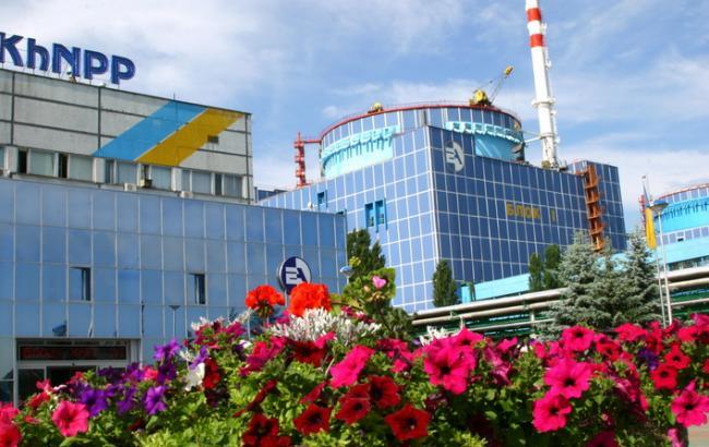 Фото: Хмельницкая АЭС