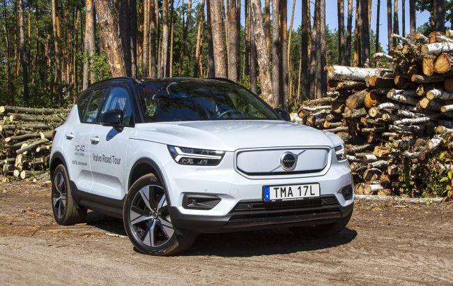 І Google в комплекті: в Україні з'явився електромобіль Volvo з запасом ходу понад 500 км
