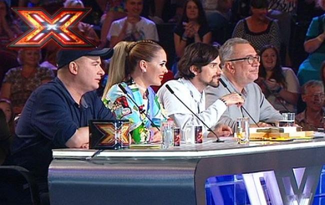 Фото: Судьи шоу не устают удивляться (xfactor.stb.ua)