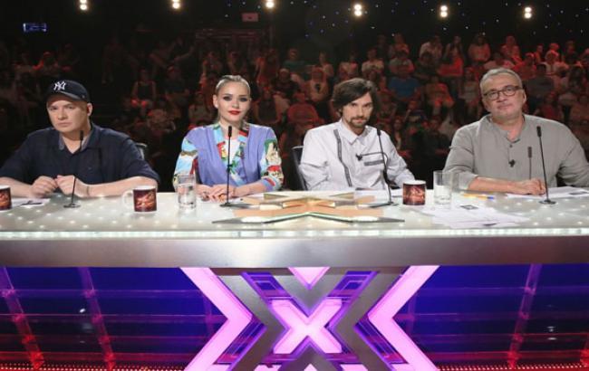 Фото: Судьи шоу Х-фактор 7 ожидают новых сюрпризов (viva.ua)