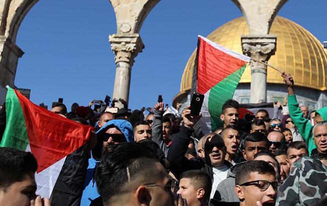 Фото: протести в Ізраїлі (XHNews twitter)