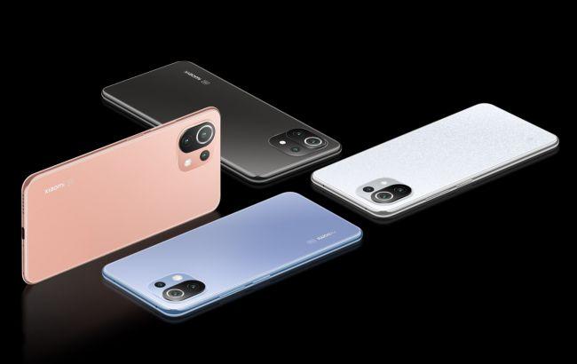 Xiaomi представила лінійку нових смартфонів