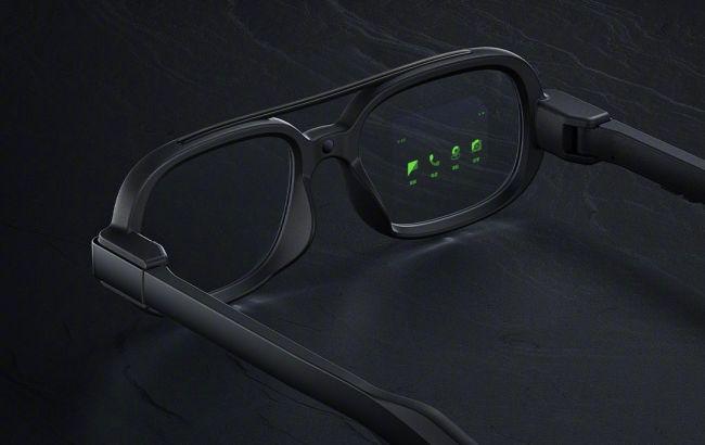 Xiaomi анонсировала смарт-очки с навигацией и телесуфлером