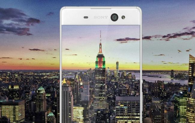 """Sony выпустила новый смартфон с """"селфи""""-камерой на 16 МП"""