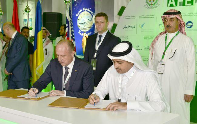 """""""Антонов"""" и Taqnia подписали соглашение о строительстве самолетов в Саудовской Аравии"""