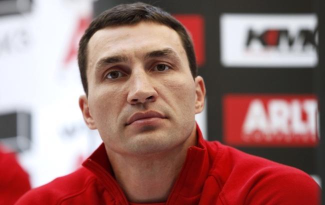 Фото: Владимир Кличко (xsport.ua)
