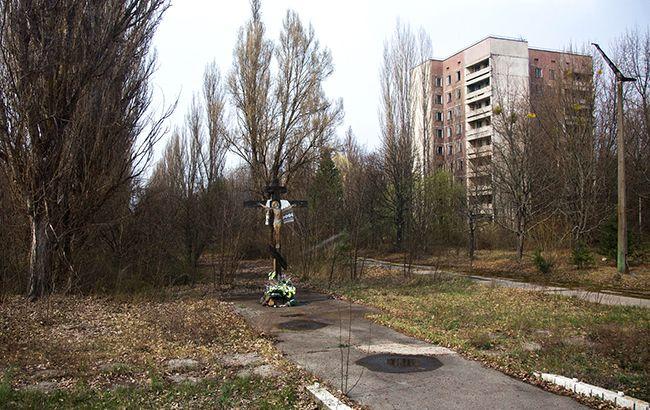 Фото: Чернобыль (РБК-Украина)