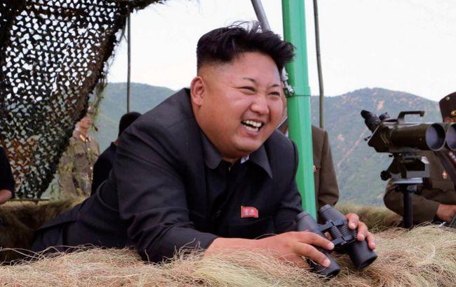 Фото: лидер КНДР Ким Чен Ын