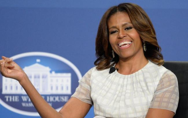 Фото: Мишель Обама (Вести.Ru)