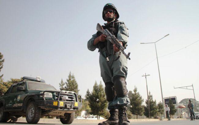 Фото: афганські силовики ліквідували учасників нападу