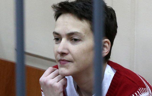 Вице-президент США потребовал от Российской Федерации немедленно освободить Савченко