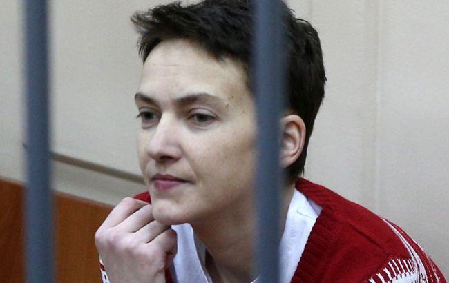Савченко доставили в СИЗО в Ростовской области