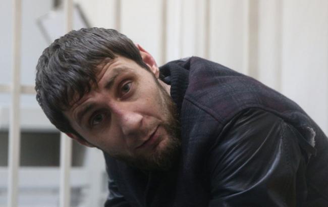 Дадаєв пояснив свої свідчення про вбивство Нємцова загрозою смерті
