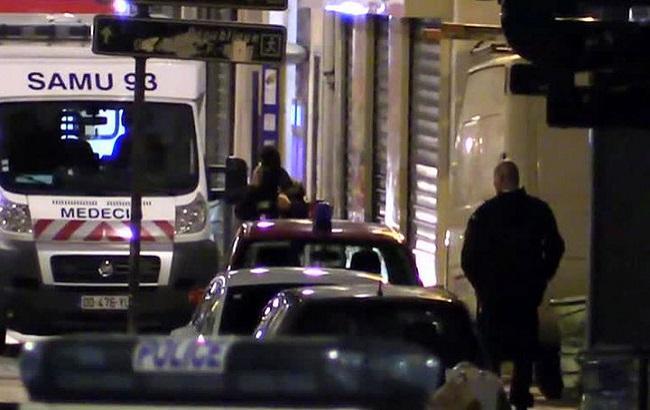 Фото: вибух у лікарні Франції