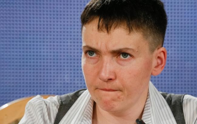 Спикер Рады объявил обисключении Савченко из«Батькивщины»