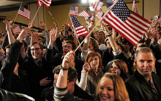 Фото: вибори в США відбулися 8 жовтня