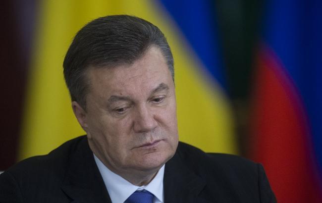Фото: сегодня состоится допрос Януковича