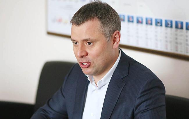 Юрий Витренко считает, что цена на газ украинской добычи должна быть эквивалентна импортной