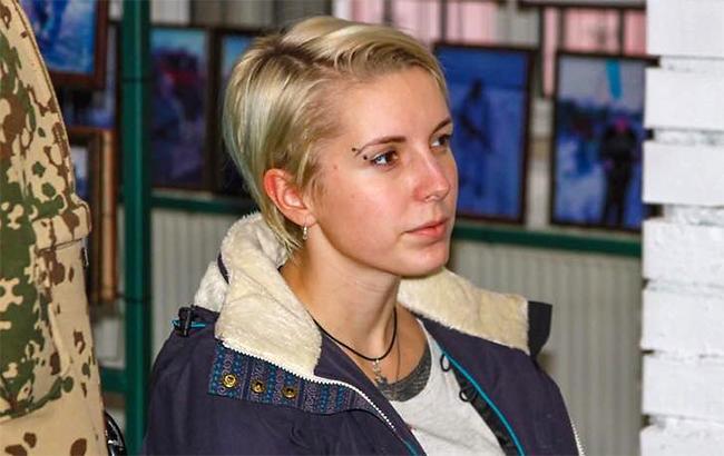 Яна Зинкевич обратилась к волонтерам с трогательным приветствием