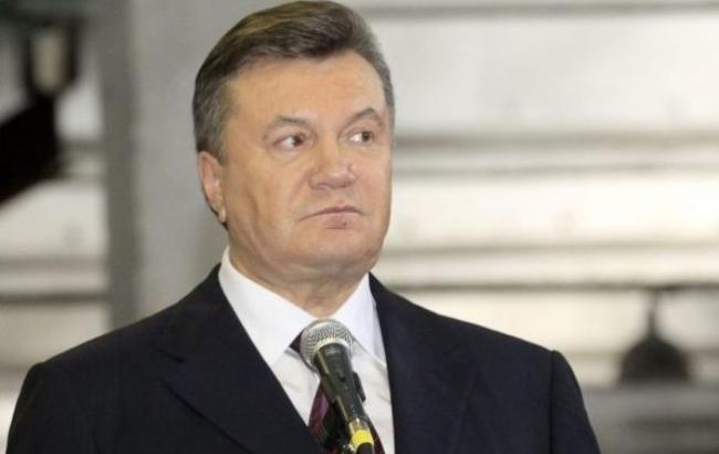 Фото: Віктор Янукович (fakty.ictv.ua)