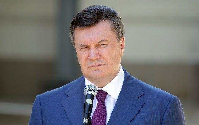 Януковичу отказали впереносе рассмотрения дела