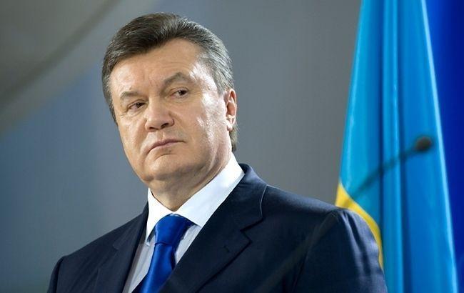 Фото: сегодня посредством видеосвязи проходит допрос Виктора Януковича