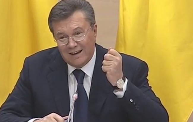 Фото: Віктор Янукович (iPress.ua)
