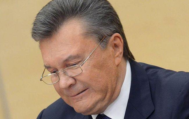 Накладено арешт на 110 млн грн Януковича через махінації на Артемівському винзаводі