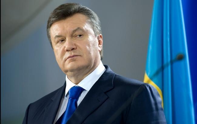 Янукович потребовал отсуда вКиеве допросить его