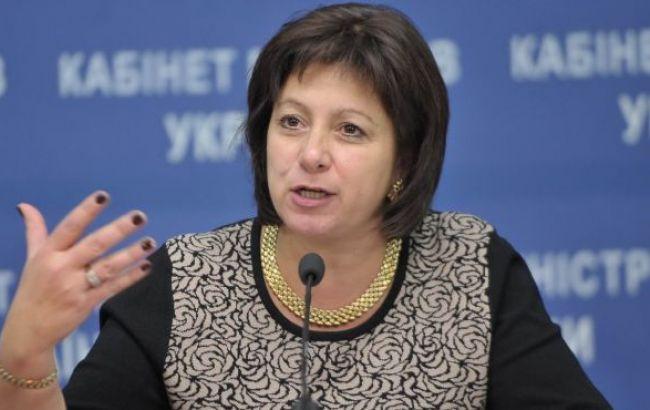 Яресько назвала три пріоритети уряду України